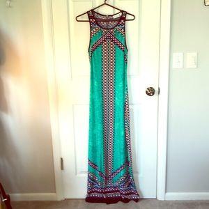 Bisou Bisou long dress
